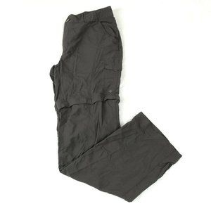 Columbia Womens Convertible Pants Size 10 Brown